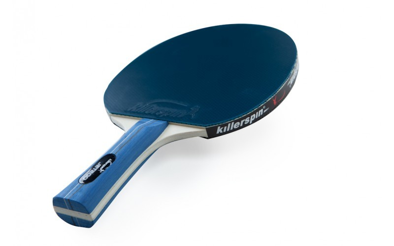 Killerspin Jet 200 BLUE Ping Pong Paddle   Personalized, Custom Engraved Table  Tennis Paddle