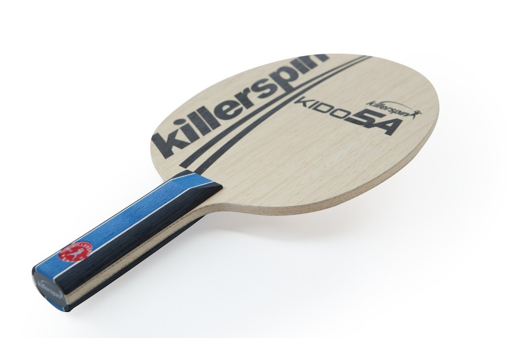 Flared NEW Killerspin 106-01 RTG Series-Kido 5A Edition Table Tennis Paddle